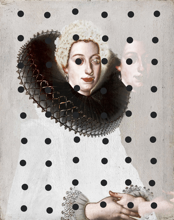 The Countess In Cream - c-print - 2012 - 30 x 23,75 - 002