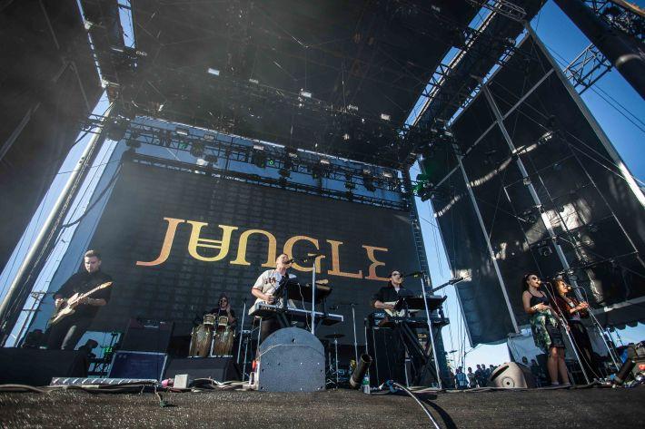 Jungle @ Treasure Island Music Festival, 10.18.14