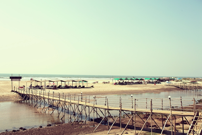 Goa Beach Bridge