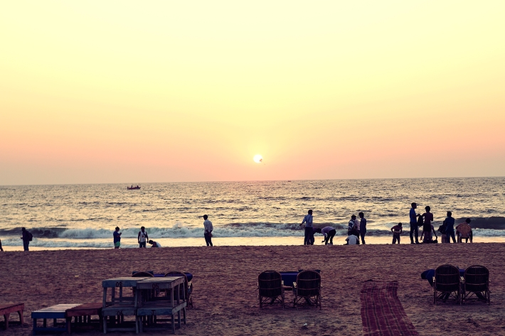 Goa Sunset