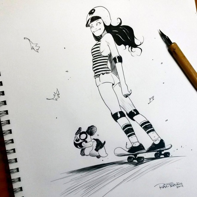 inktober_day_28_by_raultrevino-d84i9ur