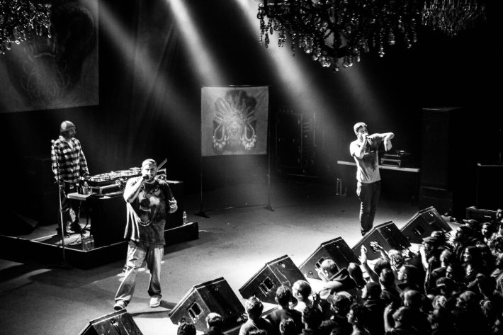 Machine Drum @ Noise Pop, NWBLK, San Francisco, 3.2.14