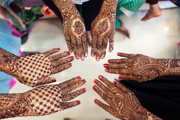 Wedding Hands 7