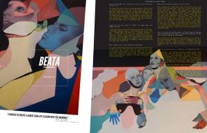 Beata - Nakid Magazine - Page 1