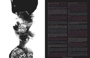 Cache Money - Nakid Magazine - Page 1