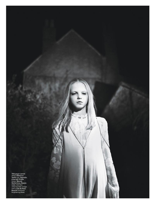 Bewitched W Magazine March 2015