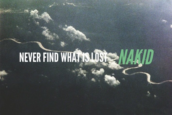 never find what is lost