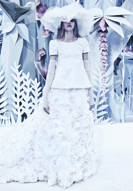 Chanel Couture Spring 2015 (closing)