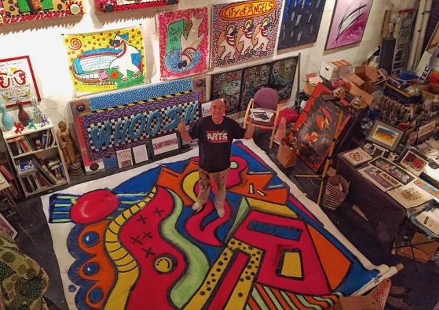 Andre Miripolsky - studio