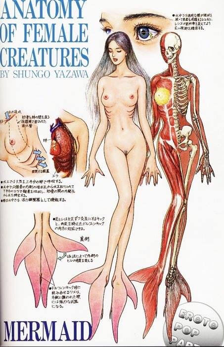 Creature and woman hentai sexy