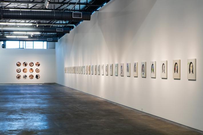 7. Adriana Varejao_Installation at Dallas Contemporary 2015