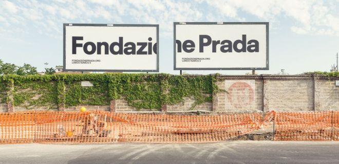 OMA . FRAGMENTS Fondazione Prada