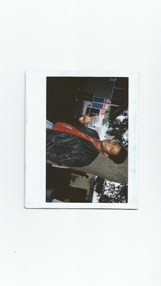 Shamir Page Polaroid