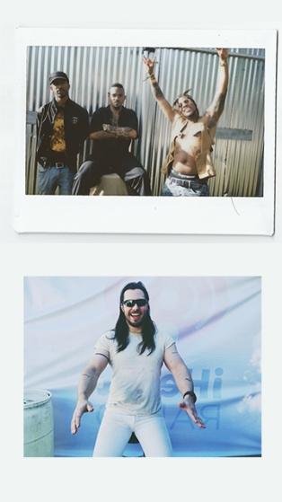 TheOutfitTX Page Polaroid