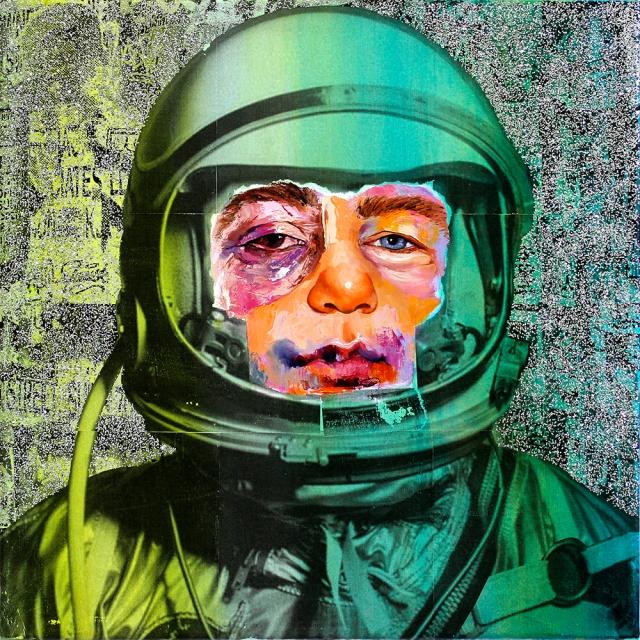 AM DeBrincat_Shimmering Cosmonaut_2016
