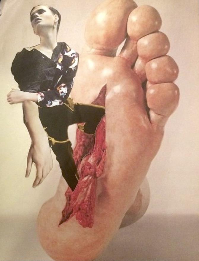 footbirth